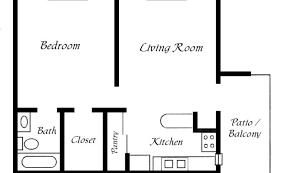 1 bedroom trailer 2 bedroom 1 bath mobile home floor plans ideas house plans 227