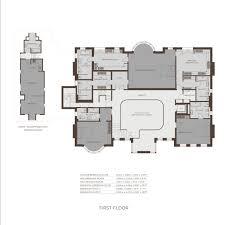 jersey house floor plans the bishops avenue barnet london
