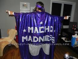 Randy Savage Halloween Costume Macho Man Costume