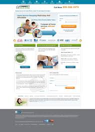 Connect Your Home by Website Web Design Web Programming Ecommerce Illustration