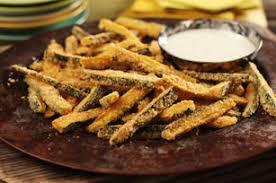 cuisiner des courgettes au four frites de courgettes croustillantes cuites au four kraft canada