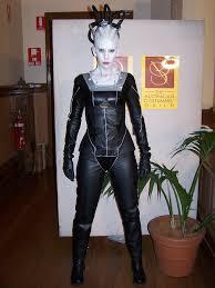 Star Trek Halloween Costume Queen Borg Startrek Costumes Cosplay Cosplay