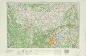 Nashville Metro Maps by Free U S 250k 1 250000 Topo Maps Beginning With