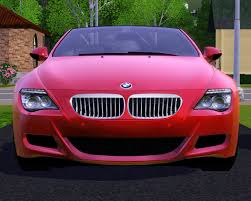 pink audi convertible fresh prince creations sims 3 2010 bmw m6 convertible