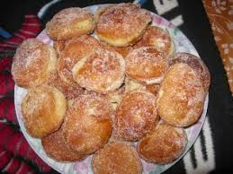 cuisine de sousou beignets et crème patissière بينيي بالكريما cuisine marocaine et