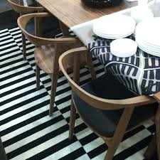 ikea stockholm dining table ikea s stockholm dining chairs apartment therapy