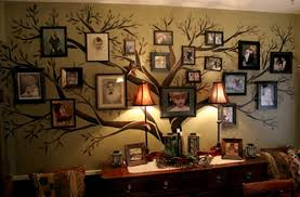 family tree wall ideas diy cozy home