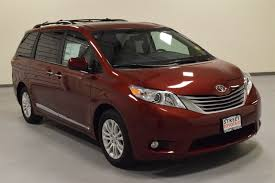 new 2017 toyota sienna for sale in amarillo tx 17309
