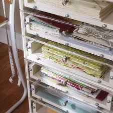 Closet Craft Room - custom craft room workstation design ideas
