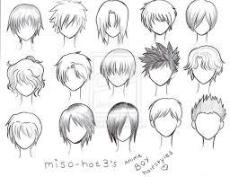 shonen hairstyles best 25 anime boy hairstyles ideas on pinterest anime hair boy
