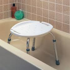 carex adjustable bath shower seat without back walgreens