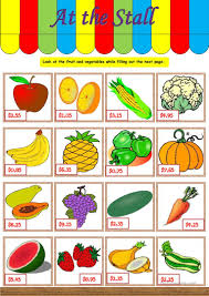 353 free esl fruit worksheets