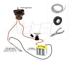 installing led lights in car led strip lights for cars how to install www lightneasy net