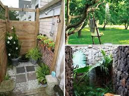 Outdoor Shower Room - trend 7 outdoor shower ideas on interior plans