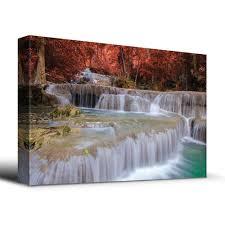 waterfall home decor wall26 com art prints framed art canvas prints greeting