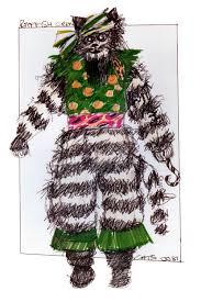 victoria original costume design john napier 1981 cats