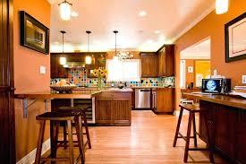color for kitchen walls ideas burnt orange kitchen walls orange kitchen walls homely ideas orange