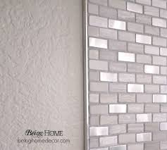super simple diy tile backsplash hometalk