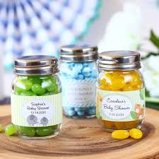 jar baby shower centerpieces glass baby shower jar