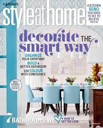 Home Design Magazine Covers by Storage Solutions Style At Home