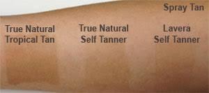face tanning l reviews true natural organic self tanner light medium tan 3 4 fl oz
