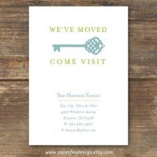 new address cards if we actually a place by then to send
