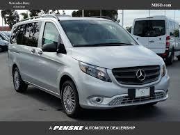 luxury minivan mercedes new 2017 mercedes benz metris passenger van passenger van in san