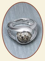 cremation rings for ashes close2me to me sterling silver cremation ash ring helen