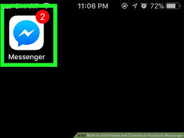home design app add friends 3 ways to add friends and contacts in facebook messenger wikihow