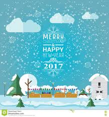 House Invitation Card Invitation Card Merry Christmas And Happy New Year 2017 On