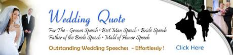 wedding quotes groom wedding speech quotes like success