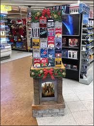 gift card display fireplace gift card display 1 fixtures up