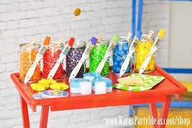 mario birthday party kara s party ideas mario bros themed birthday party planning