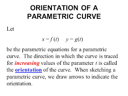 section 11 1 curves defined by parametric equations ppt download
