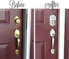 Exterior Door Lockset Front Door Locksets Pl11142913 Outside Entry Handlesets Antique
