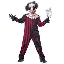 it clown halloween mask killer clown costume boys