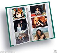 photo pages 4x6 bulk pack pioneer rst 6 4x6 photo album refill for stc