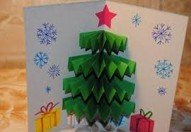 make a christmas card diy greeting cards for christmas diy craft projects