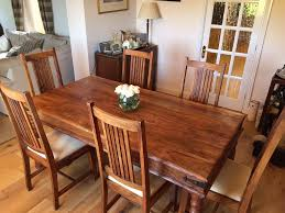 Glass Dining Table 6 Chairs Chair John Lewis Maharani Dining Table 6 Chairs In Durham County
