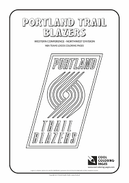 nba lakers coloring pages cool coloring pages nba basketball clubs logos western