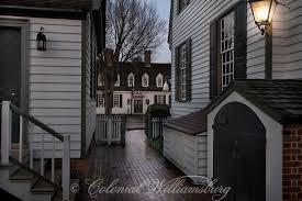 taverns at colonial williamsburg at dusk colonial williamsburg
