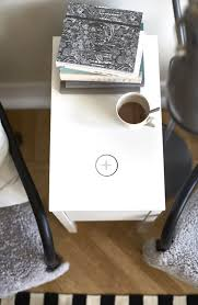 Charging Station Nightstand by Ikea Announces Qi Wireless Charging Furniture