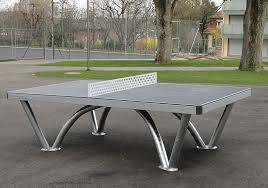 aluminum ping pong table kettler ping pong table weatherproof intended for prepare 13