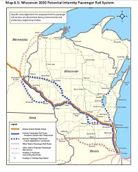 Chicago Bus Routes Map by Getting Rolling On Rail To Eau Claire Streets Mn