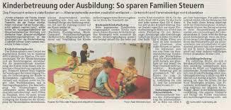 Finanzamt Bad Kissingen Steuerberaterkammer Nürnberg Presseclippings