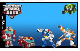 printable transformers birthday banner transformers rescue bots free printable kit oh my fiesta in english