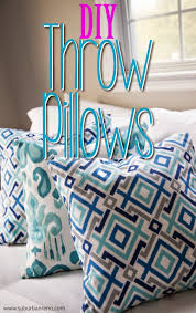 The Budget Decorator by Pillows Diy Throw Pillow Projects U2013 The Budget Decorator Within
