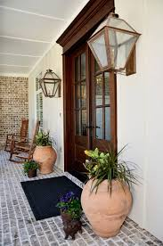 Design Flower Pots 40 Front Door Flower Pots For A Good First Impression