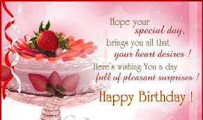 Wishing You A Happy Birthday Quotes Happy Birthday Quotes For Friends And Family Birthday Quote And