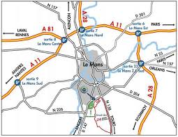 map of le mans le mans classic race tickets hospitality circuit cing and